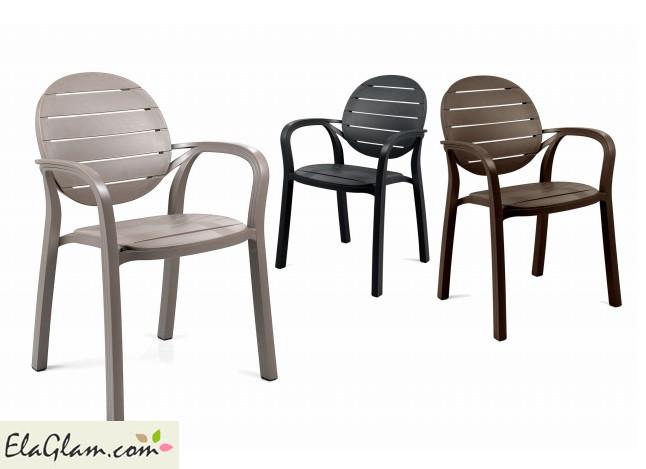 Nardi Sedie In Plastica.Cerchi Sedia Di Design Palma Nardi H13396 Ampia Scelta Su Elaglam It
