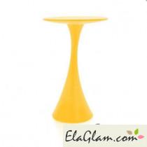 tavolino in polietilene h8504 mandarino
